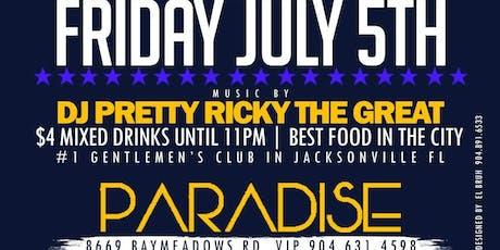 THIRST TRAP 3 @ PARADISE GENTLEMEN'S CLUB tickets