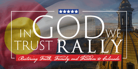 In God We Trust Rally tickets