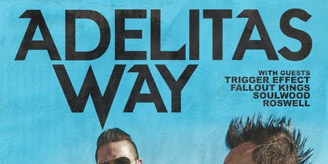 Adelitas Way @ Holy Diver tickets