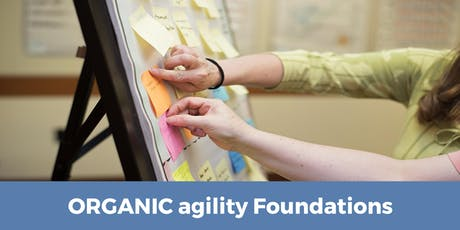 ORGANIC agility Foundations & Masterclass - Vancouver, BC - Aug 2019 tickets