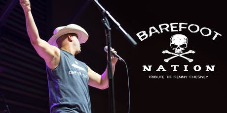 Barefoot Nation - A Tribute to Kenny Chesney tickets