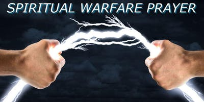 Spiritual Warfare Training  - Sept 21