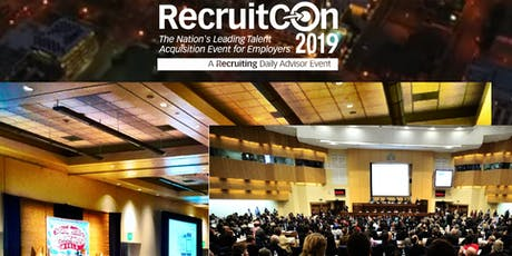 RecruitCon 2019 - Nashville (BLR) S tickets