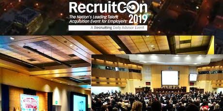 RecruitCon 2019 - Nashville (BLR) tickets