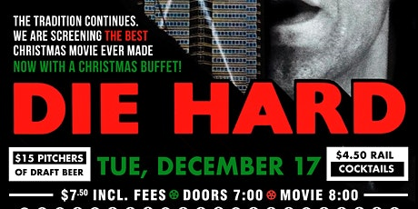 Die Hard Cult Movie Night w/ Christmas Dinner tickets