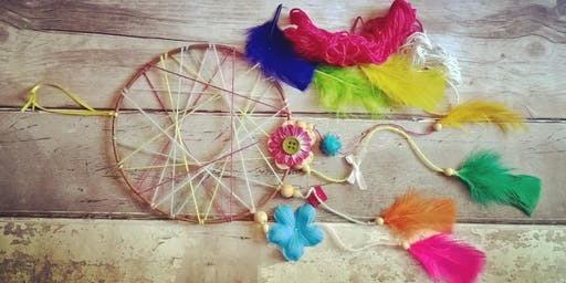Childrens Dreamcatcher Workshop