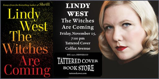 An Evening with Lindy West, Book Talk & Signing