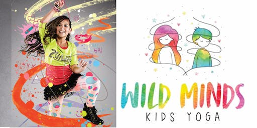 Airdrie Zumba Kids and Wild Minds Yoga