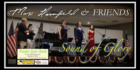 Max Haverfield & Friends | Sound of Glory 2019 - Overland Park tickets