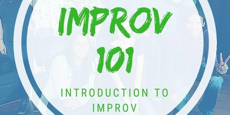 Improv 101: Introduction to Improv tickets