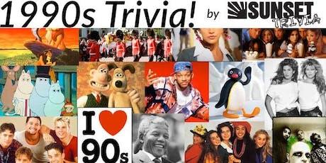 1990s Trivia Night!! (North Park) tickets