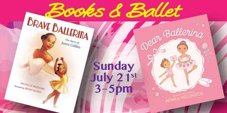Books and Ballet! tickets