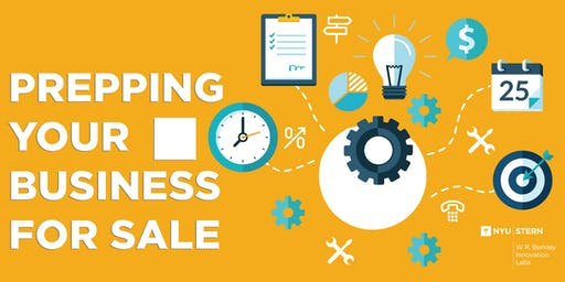 Prepping Your Business for Sale