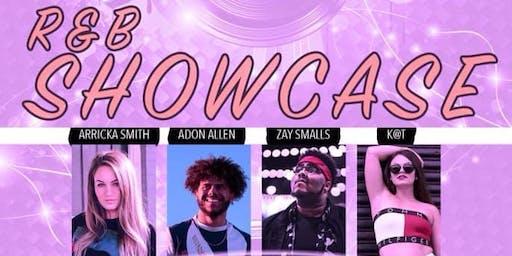 It's A Vibe R&B Showcase