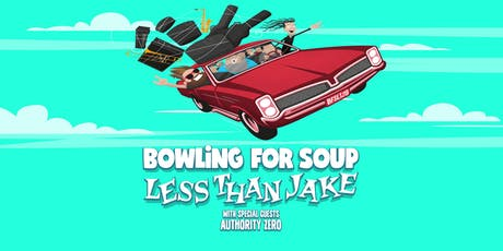 Less Than Jake & Bowling For Soup tickets