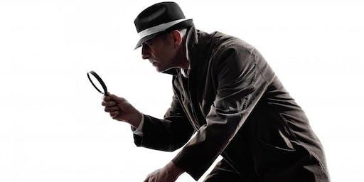 Amazing Investigators - Whitlawburn Pop Up Play