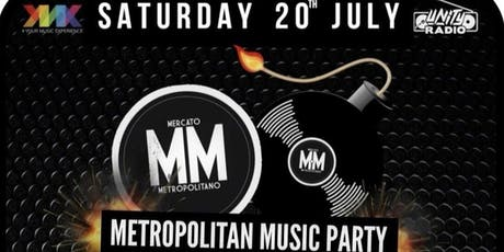 Metropolitan Music Party tickets