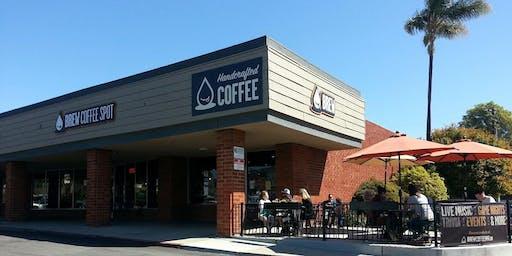 Cafecito Networking La Mesa Second Tuesday