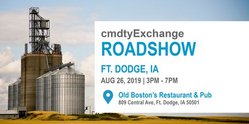 cmdtyExchange Roadshow | Ft. Dodge, IA