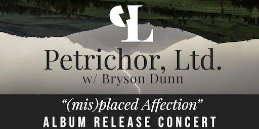 Petrichor, Ltd. Album Release Concert w/ Bryson Dunn