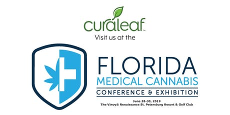 Curaleaf at Florida Medical Cannabis Conference & Exhibition tickets