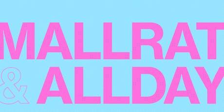 Mallrat with Allday, Japanese Wallpaper