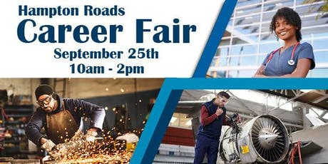 Hampton Roads Career Fair tickets