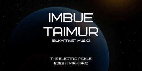 Imbue & Taimur by Un_Mute tickets