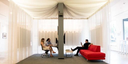 Neomodern Open Workspace: Coworking for Creatives