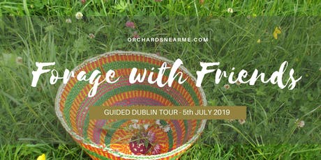 Forage with Friends Dublin Guided Walk tickets