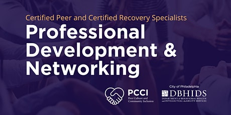 Professional Development & Networking: CPS & CRS tickets