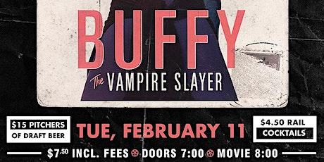 Buffy The Vampire Slayer tickets