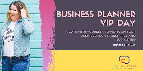 BUSINESS PLANNER VIP DAY  tickets