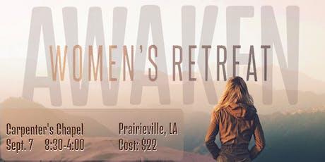 Awaken - Women's Retreat tickets