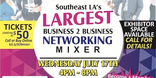 Southeast LA'S Largest B2B Mixer - Business Expo