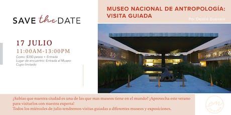 Museo de Antropología: Visita Guiada tickets