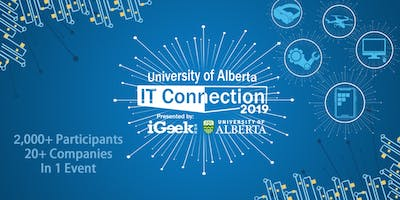 2019 University of Alberta IT Connection Event