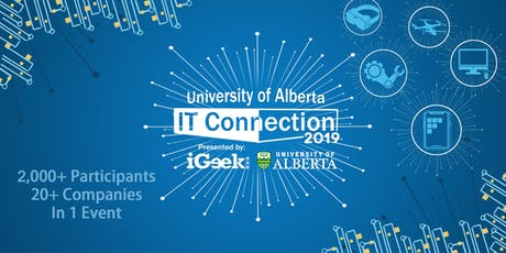 2019 University of Alberta IT Connection Event tickets