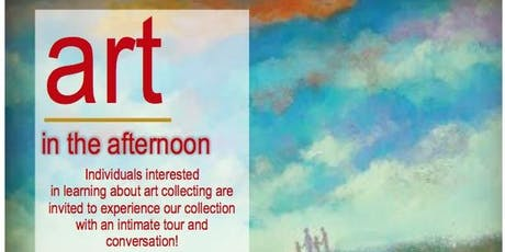 Art in the Afternoon tickets