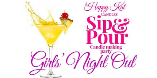 Sip & Pour: Girls Night Out