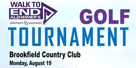 Walk to End Alzheimer's Golf Tournament tickets