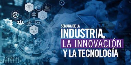 Charla: La normalización como herramienta para la innovación tickets