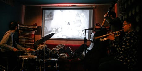 Live Jazz meets Film tickets