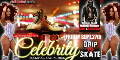 Celebrity Drip and Skate Party Jam