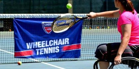 Wheelchair Tennis at Winston Salem Open tickets