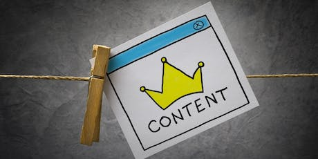 QLD - Content is King & engagement is Queen (Cairns) tickets