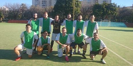 Fútbol 11 en Colegiales. Partido Amistoso tickets