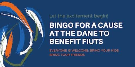 Bingo Benefiting International Understanding tickets