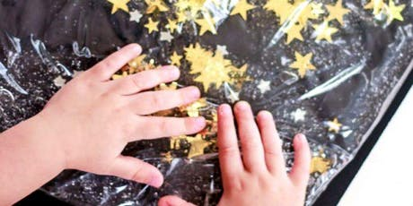 Crafting Fridays : Constellation Sensory Bags (PreK and under) tickets