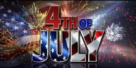 """4th July Celebration :: The Biggest """"Fireworks"""" Watch Party at the MGM! tickets"""